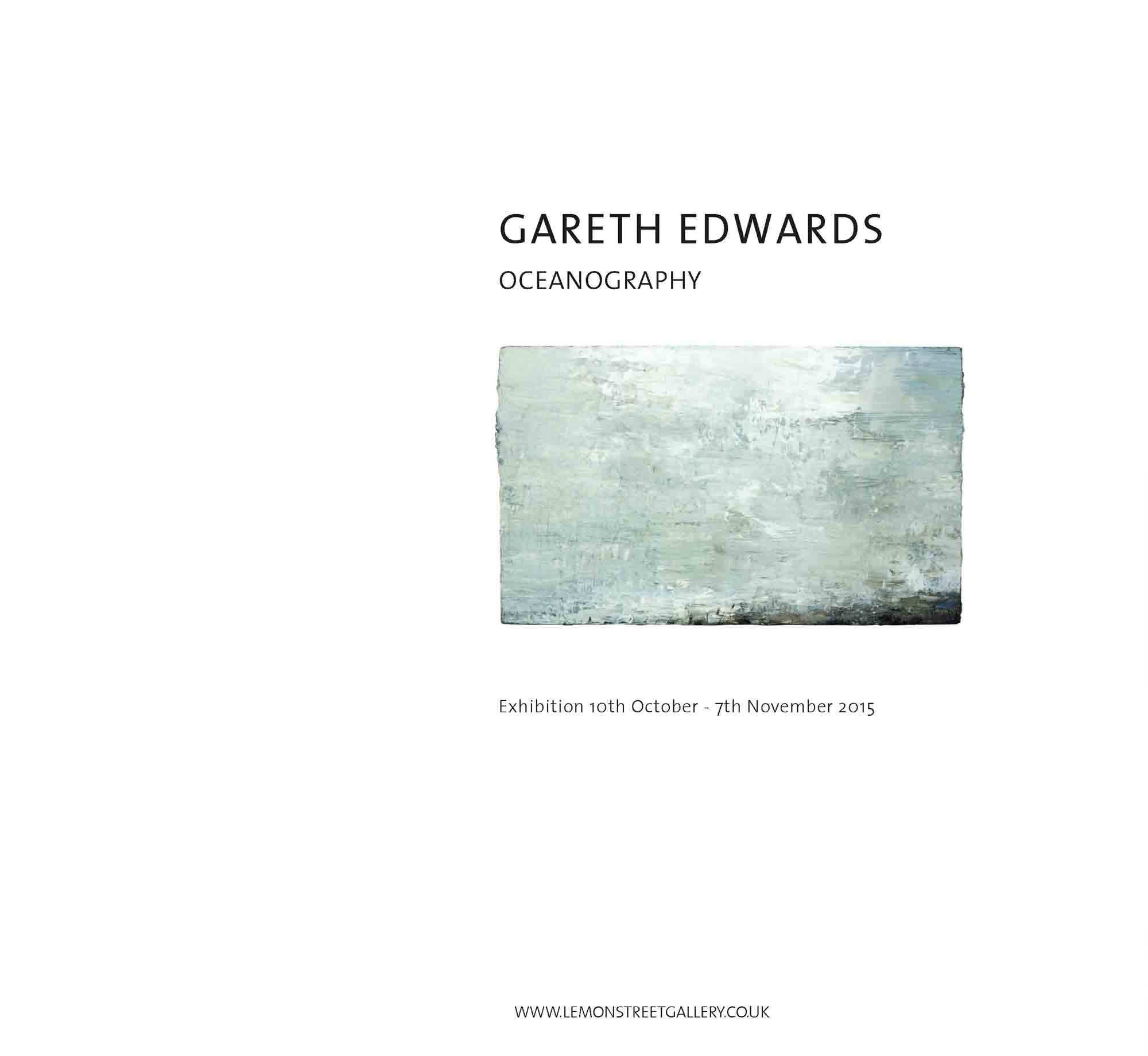 Gareth Edwards publication