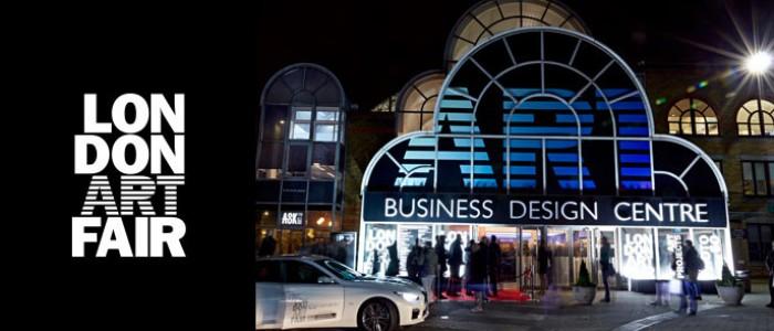 London Art Fair at Business Design Centre