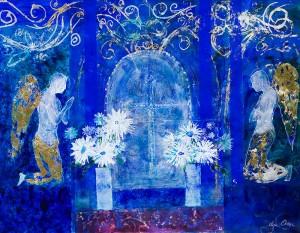 Ann Oram - Vienna Altarpiece