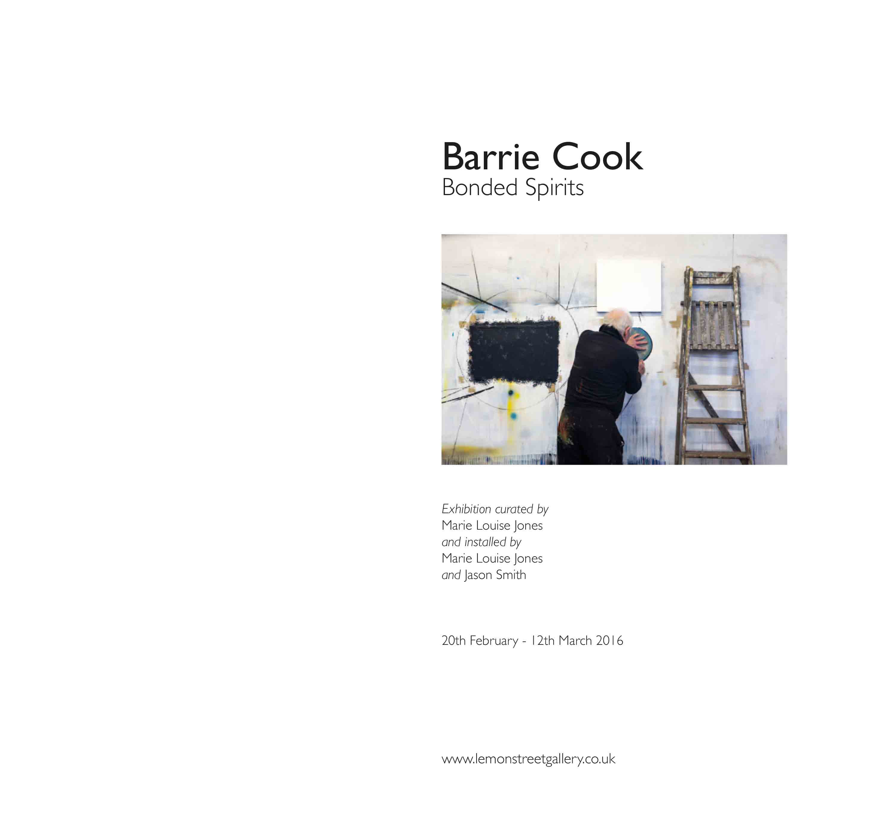 Barrie Cook publication