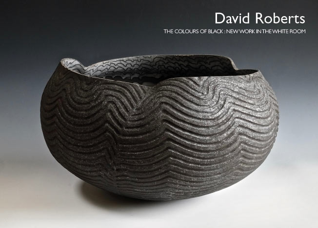 David Roberts Exhibition Publication Card