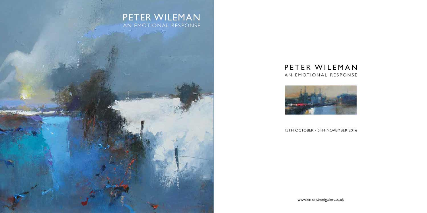 Peter Wileman publication front cover