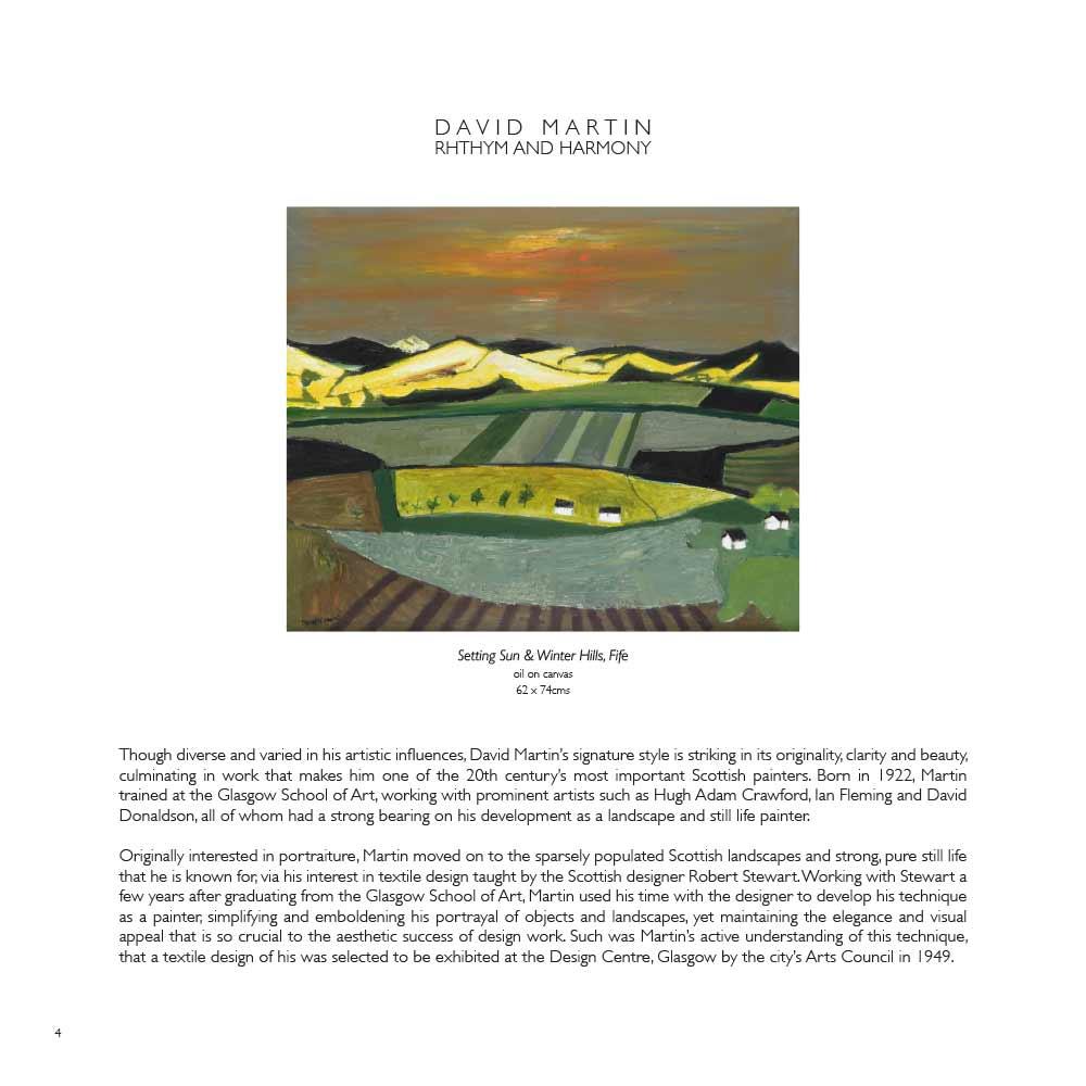 David Martin publication image