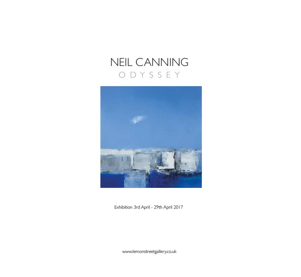Neil Canning Odyssey publication cover
